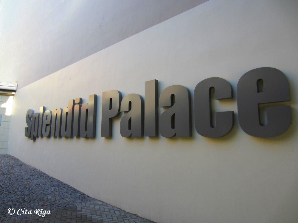 """Кинотеатр """"Splendid palace""""    Учреждения культуры    Исторический ... 368bfb382a41a"""